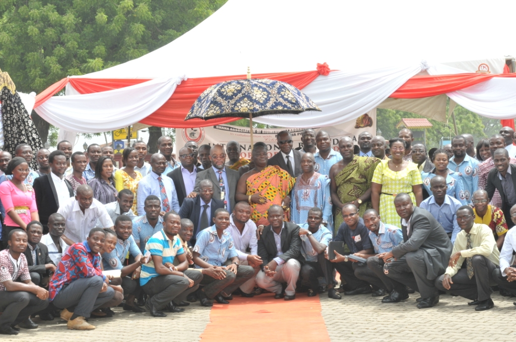 BLS Day 2015 Celebrations in Ghana